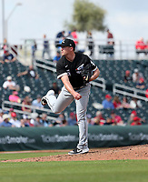 Carson Fulmer - Chicago White Sox 2020 spring training (Bill Mitchell)