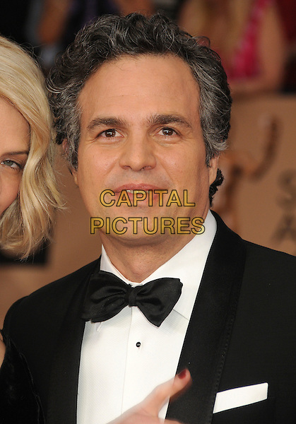 30 January 2016 - Los Angeles, California - Mark Ruffalo. 22nd Annual Screen Actors Guild Awards held at The Shrine Auditorium.      <br /> CAP/ADM/BP<br /> &copy;BP/ADM/Capital Pictures