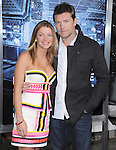 Sam Worthington and girlfriend at Summit Entertainment's L.A. Premiere of  Man on a Ledge held at The Grauman's Chinese Theatre in Hollywood, California on January 23,2012                                                                               © 2012 Hollywood Press Agency