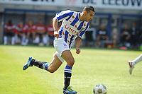 VOETBAL: HEERENVEEN: Abe Lenstra Stadion, 12-08-2012, Eredivisie, seizoen 2012/2013, sc Heerenveen - NEC, Eindstand 0-2, Oussama Assaidi (#22), ©foto Martin de Jong