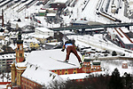 FIS Ski Jumping World Cup - 4 Hills Tournament 2019 in Innsvruck on January 4, 2019;  Stefan Hula (POL) in action