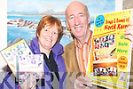 North Kerry DVD: Lyreacrompane's Kay O'Leary and Joe Harrington, who have produced North Kerry Songs and Scenes, which will be launched by Fr Pat Moore at St John's Theatre in Listowel on Thursday, December 11th at 8pm.   Copyright Kerry's Eye 2008