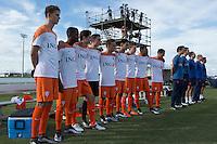 LAKEWOOD RANCH, Florida &ndash; Wednesday,<br /> December 2, 2015: Nike Friendlies - Brazil U-17 vs U17 Netherlands
