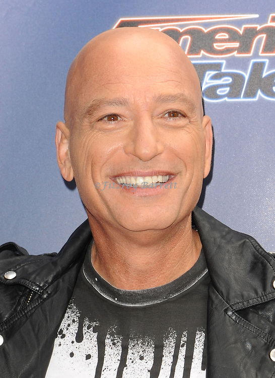 Howie Mandel arriving at 'America's Got Talent Red Carpet 2014' held at The Dolby Theatre Los Angeles, CA. April 22, 2014.