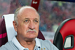 Guangzhou Evergrande Head Coach Luiz Felipe Scolari during the AFC Champions League 2017 Round of 16 match between Guangzhou Evergrande FC (CHN) vs Kashima Antlers (JPN) at the Tianhe Stadium on 23 May 2017 in Guangzhou, China. (Photo by Power Sport Images/Getty Images)