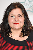 Nina Wadia<br /> arrives for the Good Morning Britain Health Star Awards 2016 at the Park Lane Hilton, London<br /> <br /> <br /> &copy;Ash Knotek  D3107 14/04/2016