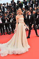 "CANNES, FRANCE. May 21, 2019: Camila Morrone at the gala premiere for ""Once Upon a Time in Hollywood"" at the Festival de Cannes.<br /> Picture: Paul Smith / Featureflash"