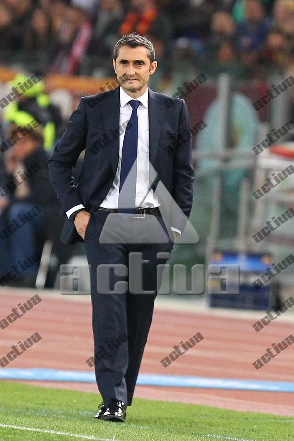 fc roma coach