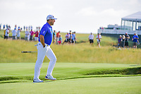 Lee Westwood (GBR) approaches the 11th green during Thursday's round 1 of the 117th U.S. Open, at Erin Hills, Erin, Wisconsin. 6/15/2017.<br /> Picture: Golffile | Ken Murray<br /> <br /> <br /> All photo usage must carry mandatory copyright credit (&copy; Golffile | Ken Murray)