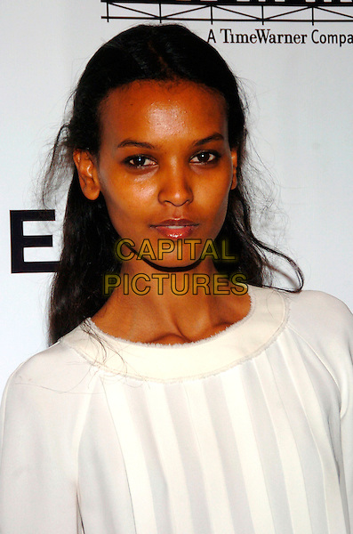 "LIYA KEBEDE.Chanel and Picturehouse Screening of ""La Vie En Rose"" at the Paris Theater, New York City, New York, USA,.31 May 2007..portrait headshot.CAP/ADM/BL.©Bill Lyons/AdMedia/Capital Pictures. *** Local Caption ***"
