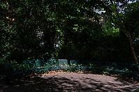Kirkwood Nature reserve, Peckham. Walk from Telegraph Hill to Burgess Park, South East London,England, UK