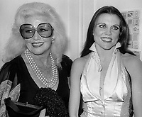 Ginger Rogers and Ann Reinking 1978<br /> Photo By Adam Scull/PHOTOlink/MediaPunch