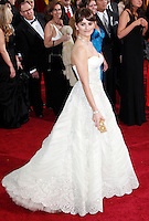 Penelope Cruz arrives at the 81st Annual Academy Awards held at the Kodak Theatre in Hollywood, Los Angeles, California on 22 February 2009