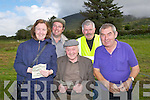 WINNERS: Winners at the camp Harness Sulky Races in camp on Sunday L-r: Susan and Kieran Goodwin< Mike Moynihan, Jack Crean and Hugh O'Donnell.....