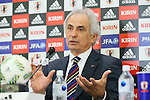Vahid Halilhodzic (JPN), MARCH 29, 2016 - Football / Soccer : FIFA World Cup Russia 2018 Asian Qualifier Second Round Group E match between Japan 5-0 Syria at Saitama Stadium 2002, Saitama, Japan. (Photo by YUTAKA/AFLO SPORT)