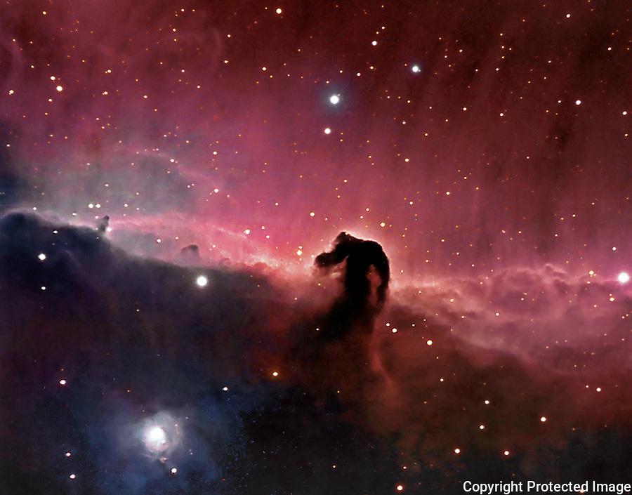 horsehead nebula, ic 434,