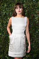 Ella Purnell arriving for the 2018 Charles Finch &amp; CHANEL Pre-Bafta party, Mark's Club Mayfair, London, UK. <br /> 17 February  2018<br /> Picture: Steve Vas/Featureflash/SilverHub 0208 004 5359 sales@silverhubmedia.com