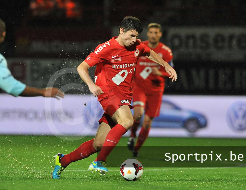 KV Kortrijk - KV Oostende : Stijn De Smet <br /> foto VDB / Bart Vandenbroucke