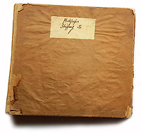 BNPS.co.uk (01202 558833)<br /> Pic: HAldridge/BNPS<br /> <br /> White Star officer Philip Bells photo album.<br /> <br /> A remarkable photo album taken by a White Star line officer Philip Agathos Bell that contains haunting before-and-after images of the most senior officer to survive the Titanic disaster has come to light.<br /> <br /> The contrasting snaps of Second Officer Charles Lightoller show him stood proudly and confidently in his White Star Line uniform in and then one of him looming gaunt and drawn from his recent ordeal.<br /> <br /> Another incredible image shows the football team for While Star Line.