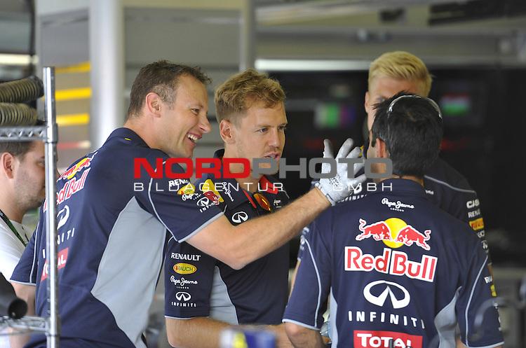 Sebastian Vettel (GER), Red Bull Racing <br />  Foto &copy; nph / Mathis