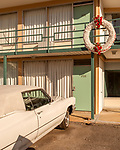 February 26, 2011. Memphis, TN.<br /> <br />  The Lorraine Motel, where Martin Luther King Jr. was assassinated, is now the National Civil Rights Museum.