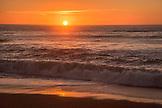 NEW ZEALAND, Punakaiki, Sunset at the beach in Punakaiki, Ben M Thomas