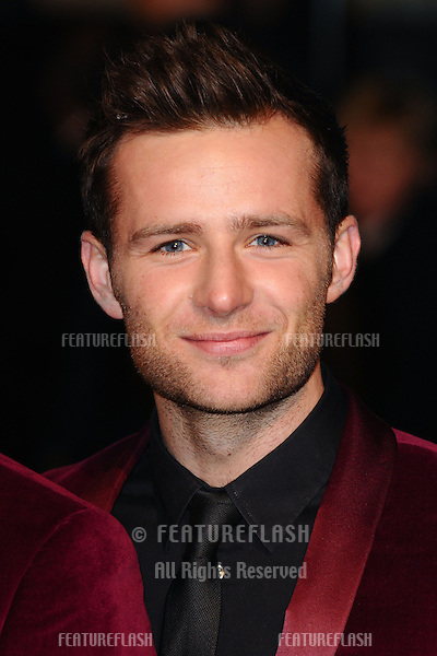 "Harry Judd from McFly arriving for the premiere of ""The Hobbit: An Unexpected Journey"" at the Odeon Leicester Square, London. 12/12/2012 Picture by: Steve Vas / Featureflash"