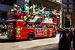 Saint Patricks Day parade Celebration in Toronto Ontario Canada