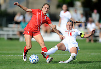 Fairfield University WSoccer vs. Stony Brook 9/14/2014