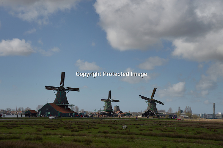 Zaansche Schans,  The Netherlands The Netherlands