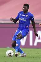 Alfred Duncan of Fiorentina<br /> during the Serie A football match between AS Roma and ACF Fiorentina at stadio Olimpico in Roma (Italy), July 26th, 2020. Play resumes behind closed doors following the outbreak of the coronavirus disease. <br /> Photo Antonietta Baldassarre / Insidefoto