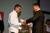 Junior Sportsman of the Year - Mohammed Ali, De La Salle College boxing. Counties Manukau Sport 17th annual Sporting Excellence Awards held at the Telstra Clear Pacific Events Centre, Manukau City, on November 27th 2008.