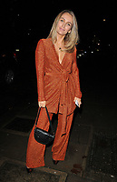 LONDON, ENGLAND - NOVEMBER 26: Tiffany Watson at the Biltmore Hotel launch party, The Biltmore, Grosvenor Square on Tuesday 26 November 2019 in London, England, UK. <br /> CAP/CAN<br /> ©CAN/Capital Pictures