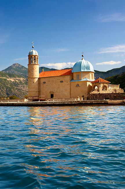 St George Island Kotor Bay, Perast Montenegro