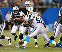 SHONN GREENE, of the New York Jets in action during the Jets game against the Carolina Panthers  at Bank of America Stadium in Charlotte, N.C.  on August 21, 2010.  The Jets beat the Panthters 9-3 in the second week of preseason games...