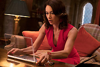 Olga Kurylenko stars as Ophelia in Johnny English Strikes Again (2018)<br /> *Filmstill - Editorial Use Only*<br /> CAP/RFS<br /> Image supplied by Capital Pictures