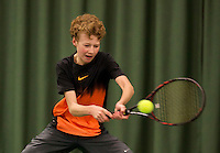 March 13, 2015, Netherlands, Rotterdam, TC Victoria, NOJK, Lodewijk Westrate (NED)<br /> Photo: Tennisimages/Henk Koster