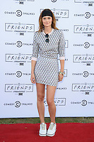 Charlotte De Cale<br /> at the launch party for Comedy Central's FriendsFest, presented by The Luna Cinema at Haggerston Park.<br /> <br /> ©Ash Knotek  D3146  23/08/2016
