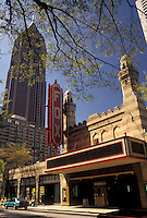 theater, Atlanta, GA, Georgia, The Fox Theatre, movie palace built in 1929, in downtown Atlanta.