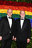 Phil Santora and Robert Kelly attend the 2019 Tony Awards on June 9, 2019 at Radio City Music Hall in New York, New York, USA.<br />