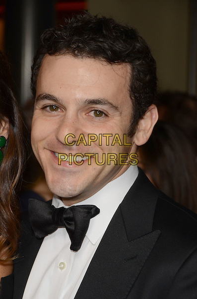 Fred Savage.64th Annual Directors Guild Of America Awards  held at Hollywood and Highland, Los Angeles, California, USA..January 28th, 2012.headshot portrait black bow tie white shirt tuxedo.CAP/ADM/BP.©Byron Purvis/AdMedia/Capital Pictures.