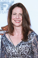 HOLLYWOOD, LOS ANGELES, CA, USA - SEPTEMBER 06: Robin Weigert arrives at the Los Angeles Premiere Of FX's 'Sons Of Anarchy' Season 7 held at the TCL Chinese Theatre on September 6, 2014 in Hollywood, Los Angeles, California, United States. (Photo by David Acosta/Celebrity Monitor)