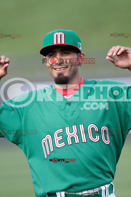 Sergio Romo. **2013 World Baseball Classic in Arizona
