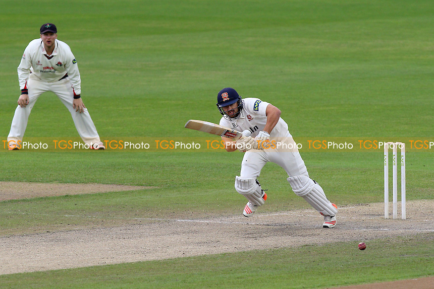 Jaik Mickleburgh in batting action for Essex - Lancashire CCC vs Essex CCC - LV County Championship Division Two Cricket at Emirates Old Trafford, Manchester - 08/07/15 - MANDATORY CREDIT: Gavin Ellis/TGSPHOTO