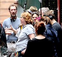 July 23, 2012 Director John Carney shooting on location for new VH-1 movie Can a Song Save Your Life? in New York City.Credit:&copy; RW/MediaPunch Inc. /NortePhoto.com<br /> <br /> **SOLO*VENTA*EN*MEXICO**<br /> <br />  **CREDITO*OBLIGATORIO** *No*Venta*A*Terceros*<br /> *No*Sale*So*third* ***No*Se*Permite*Hacer Archivo***No*Sale*So*third*&Acirc;&copy;Imagenes*con derechos*de*autor&Acirc;&copy;todos*reservados*.