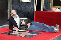 FEB 12 Mandy Patinkin Hollywood Walk Of Fame Ceremony
