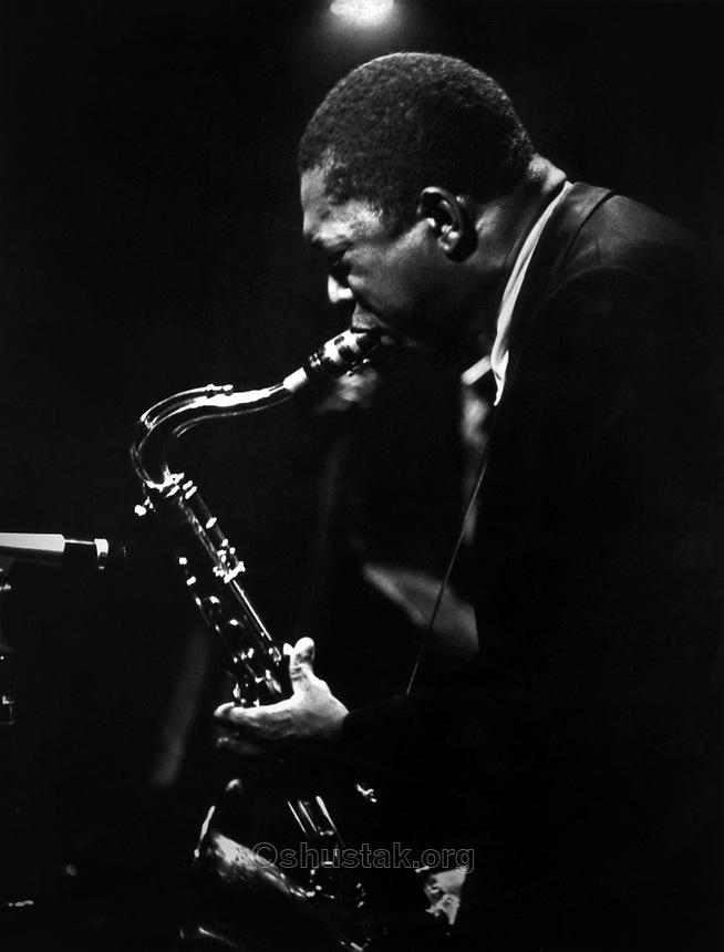 John Coltrane at the Jazz Workshop, Boston MA 1963