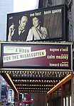 Eugene O'Neill's A Moon for the Misbegotten<br />( Theatre Marquee ) Kevin Spacey, Eve Best, Colm Meaney, Billy Carter and Eugene O'Hare all of whom appeared in the recent Old Vic production in London are reprising their roles on Broadway at the Brooks Atkinson Theatre in New York City.<br />March 9, 2007