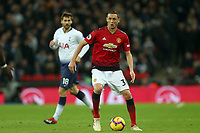 Nemanja Matic of Manchester United during Tottenham Hotspur vs Manchester United, Premier League Football at Wembley Stadium on 13th January 2019