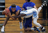 Walled Lake Western at Waterford Mott, Boys Varsity Basketball, 12/20/16